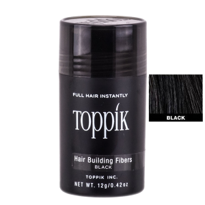 Toppik Hair Building Fibers 12G (BLACK)