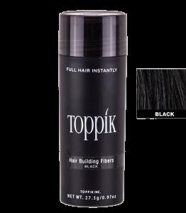Toppik Hair Building Fiber ECONOMY SIZE 27.5G (BLACK)