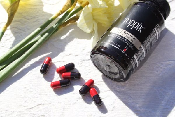 toppik hair nutrition 2 in 1