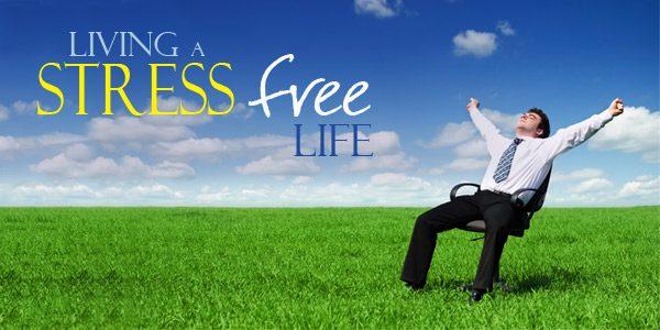 Living-a-Stress-Free-Life