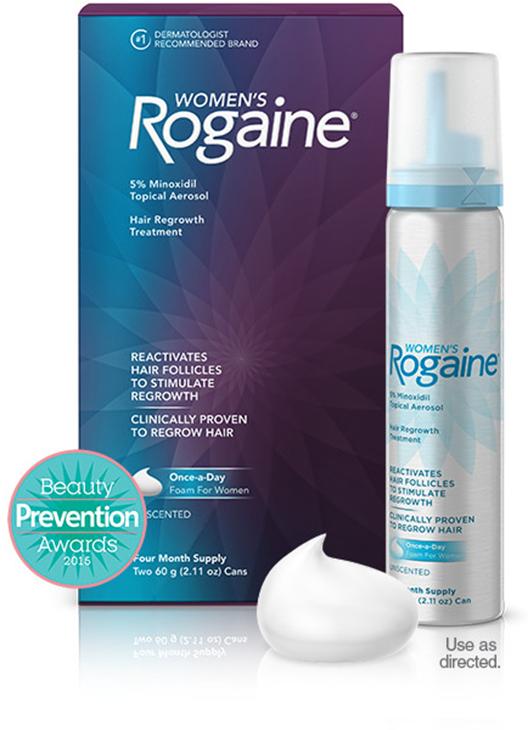 rogaine women