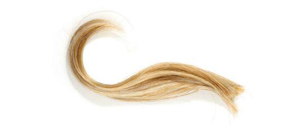Hair lock- dna legal