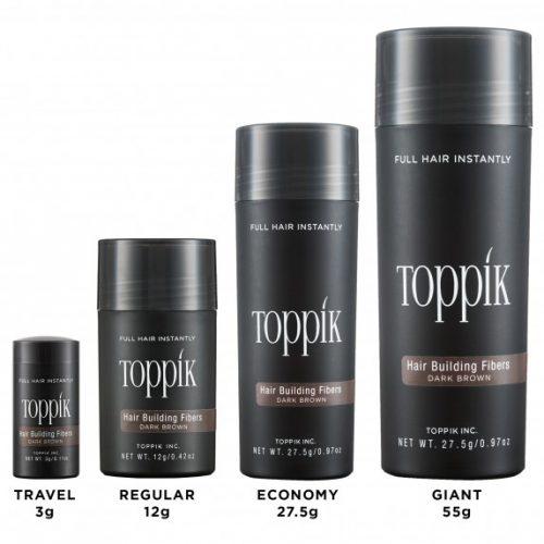 Toppik Hair Fibers