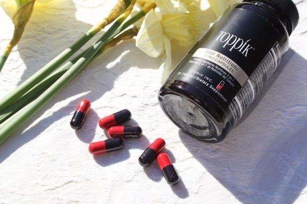 toppik hair nutrition 2 in 1
