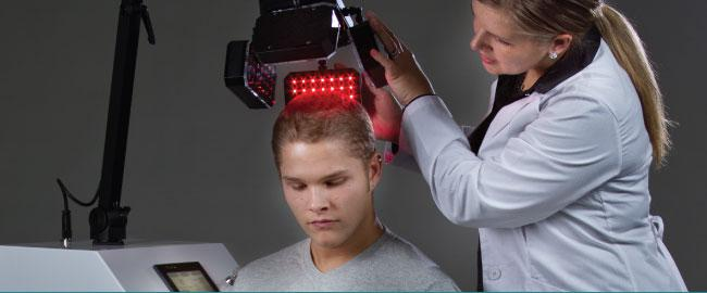 laser hair loss treatment