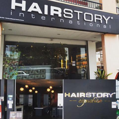 HAIR STORY INTERNATIONAL PENANG