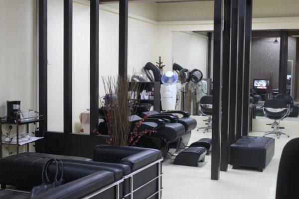 kedai rambut islam