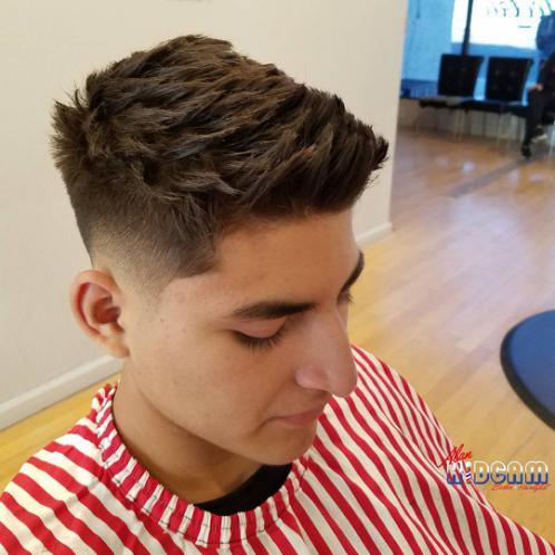 style rambut lelaki
