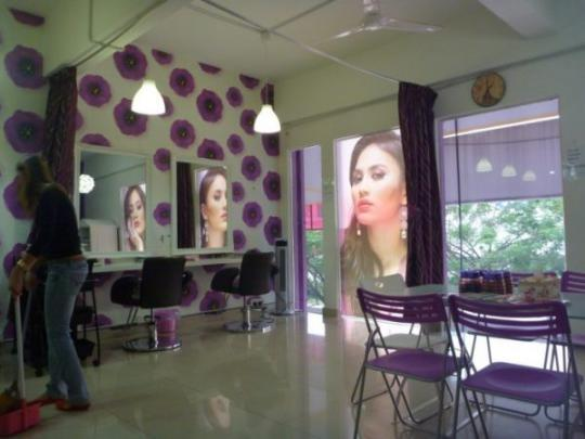 muslimah salon