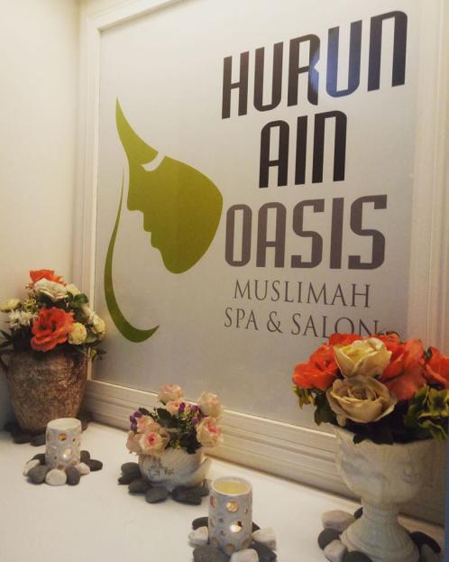 salon rambut muslimah kl