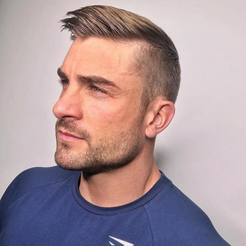 gaya rambut pendek