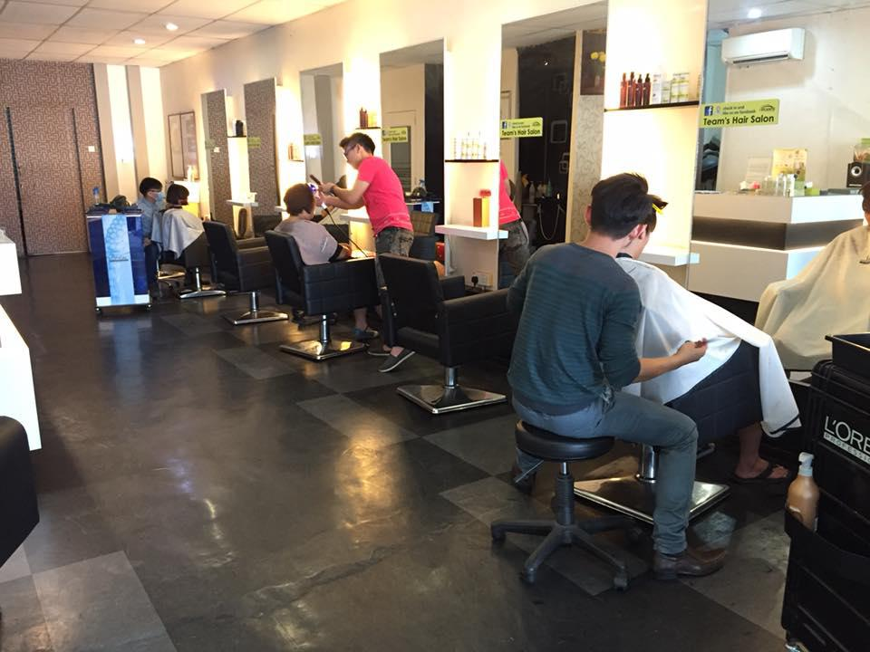 best hair salon in alor star