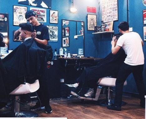 barber shop cyberjaya