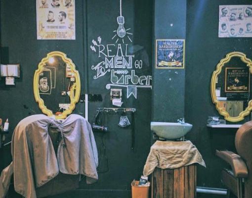 barber shop putrajaya