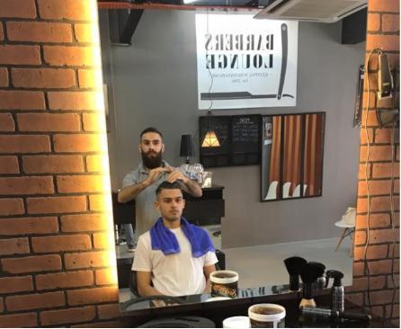 barber shop setapak