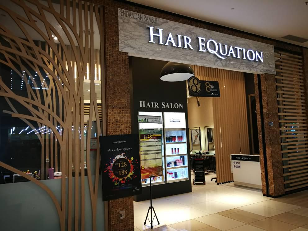 ioi putrajaya hair salon