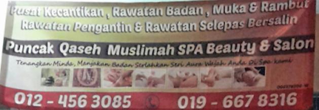 kedai gunting rambut muslimah kl