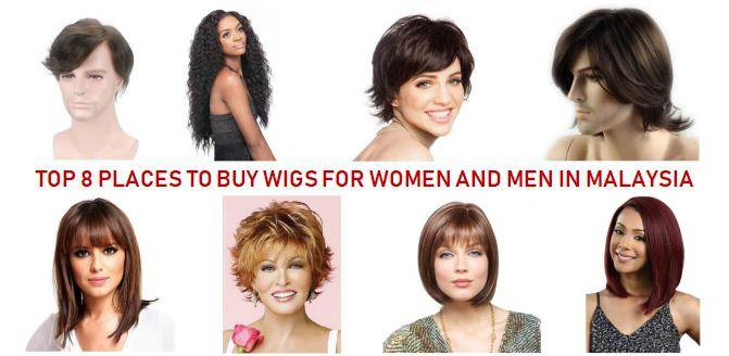 Top 8 Places to Buy Wigs for Women and Men in Malaysia - Toppik Malaysia d4f54eddbadb