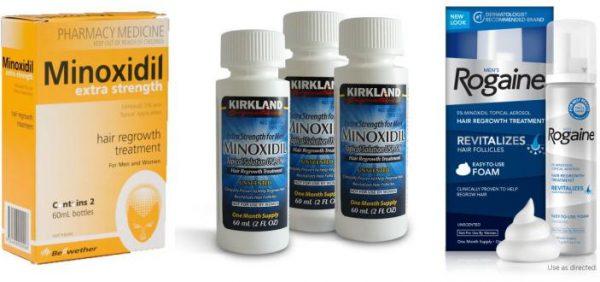 Minoksidil (Minoxidil)