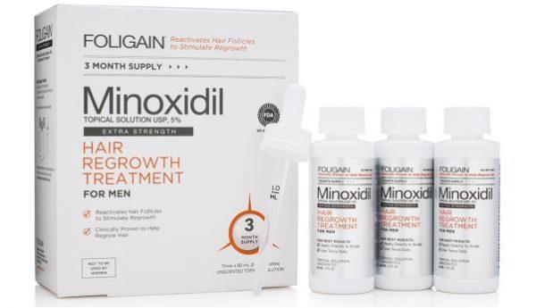 minoxidil kl