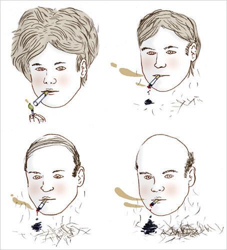 punca rambut gugur