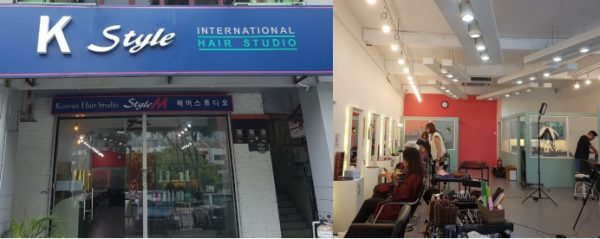 cheap but good hair salons in kl