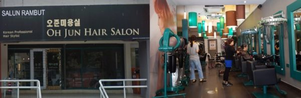 oh jun hair salon